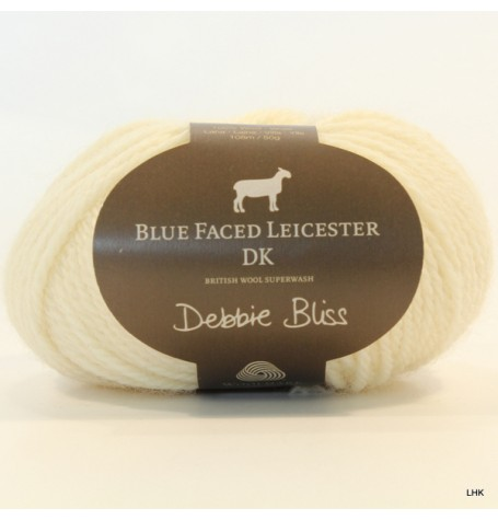 Debbie Bliss Blue Faced Leicester DK Yarns