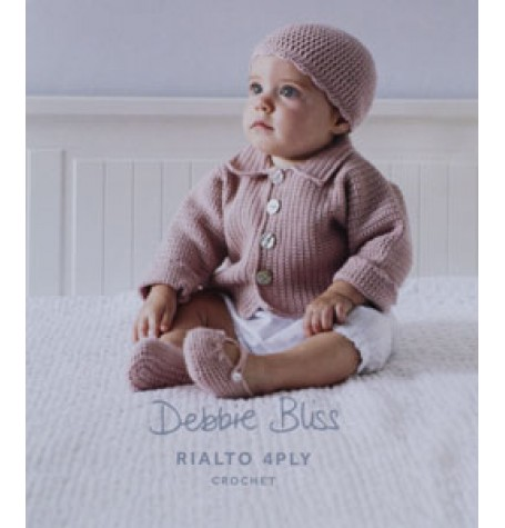 Debbie Bliss - Rialto 4ply Crochet Patterns