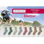 Fortissima Colour Bike Tour Sock Yarn