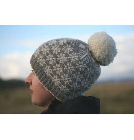 Jamieson & Smith Hat Kit - Snawheid
