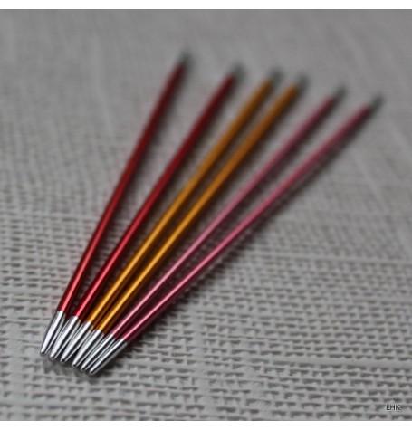 KnitPro Zing DPNs 15 cm