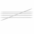 KnitPro Basix Aluminium DPNs 15 cm