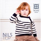 MillaMia Pattern - Nils Top