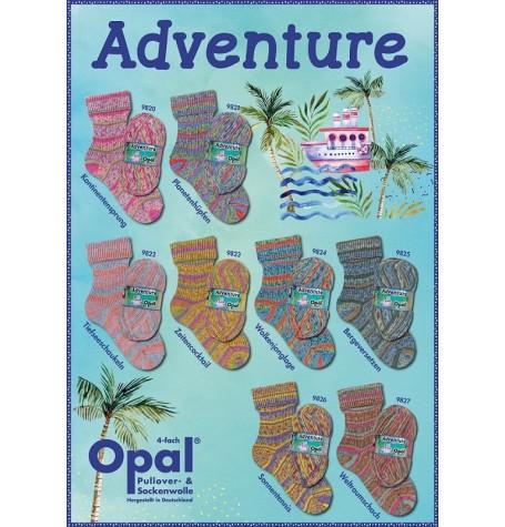 Opal Adventure Sock Yarn