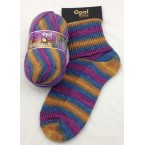 Opal Flower Blossom Sock Yarn