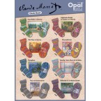 Opal Claude Monet Sock Yarn