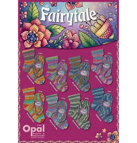 Opal Fairytale Sock Yarn