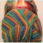 Opal Funny - Sock yarn with sparkle