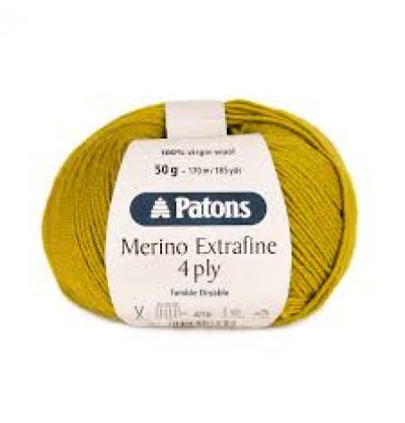 Patons Merino Extrafine DK