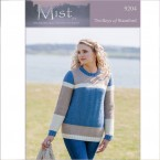 Twilleys of Stamford Patterns - Mist Yarn