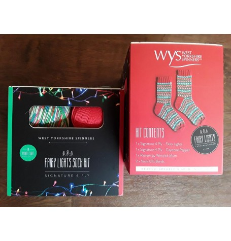 WYS Fairy Lights Gift Pack