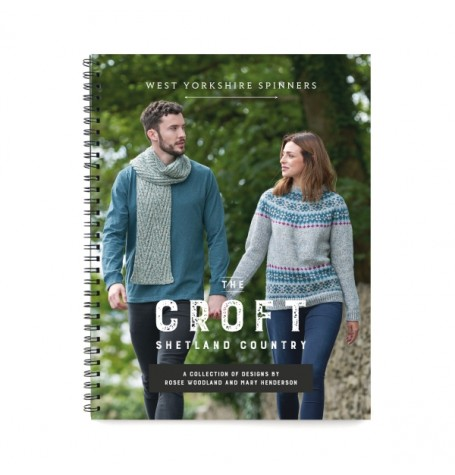 The Croft Country Pattern Book