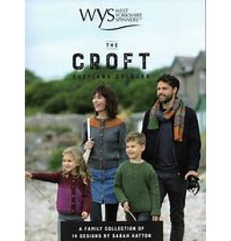 The Croft Colours Pattern Book