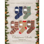 Christmas Socks Collection One by Winwick Mum