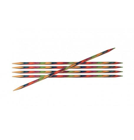 KnitPro Symfonie DPNs 10 cm