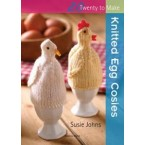 20 to Make - Knitted Egg Cosies