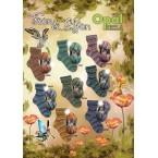 Opal Fairies and Elves