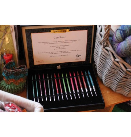 KnitPro Dreamz Interchangeables 'Limited Edition' Deluxe Boxed Set
