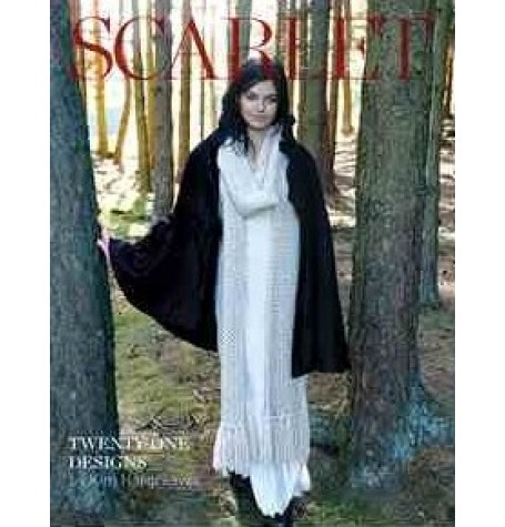 Kim Hargreaves - Scarlet